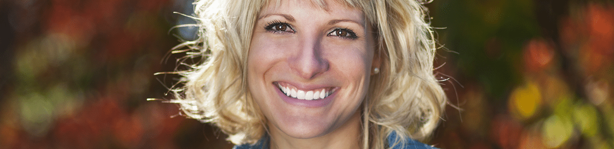 Smiling Woman - Cosmetic Dentistry
